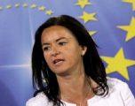 Fajon: Jemi të zhgënjyer me regresin në dialogun mes Kosovës e Serbisë