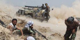 Forcat e Irakut depërtuan në një qytet afër Mosulil