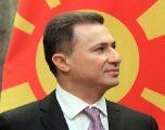 """Gruevskit i hynë """"ethet në barkë: Do te udhëhiqemi nga Tirana"""
