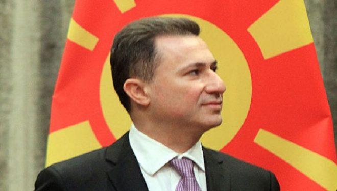 Ivanov mandaton Gruevskin për qeverinë e re