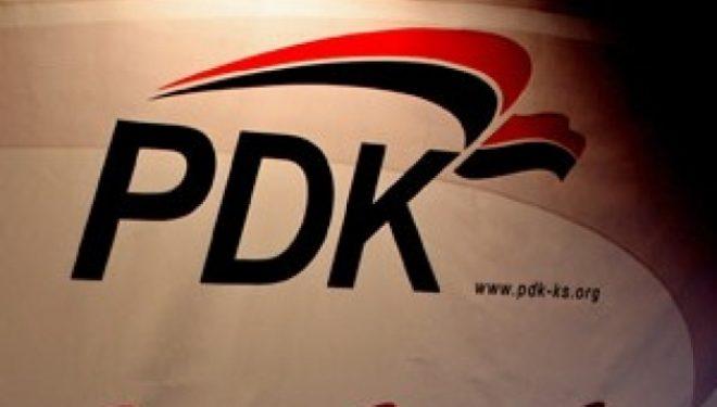 PDK synon vizat e pastaj ratifikimin e demarkacionit