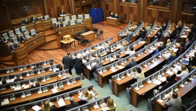 Live: Deputetët kthehen në Kuvend, pritet votimi i projektligjit për Trepçën