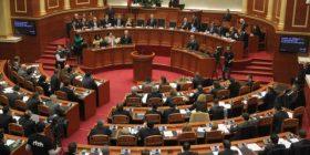 Kuvendi i Shqipërisë diskuton sot projektligje tjera të drejtësisë