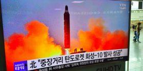 OKB dënon provën e re raketore të Koresë së Veriut