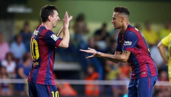 Perla e Messit shpeton Barcen nga humbja