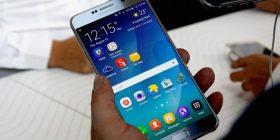 Samsung ju kompenson Note 7, por jo dëmet