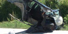 Autobusi përplaset me një autoveturë në Bulqizë, 6 të plagosur