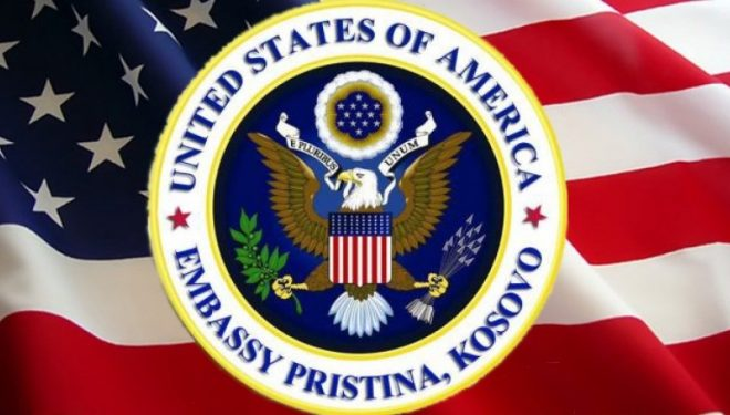 Ambasada amerikane bën thirrje për zgjedhje demokratike