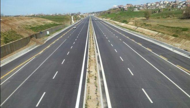 Buxheti për ndërtimin e rrugëve