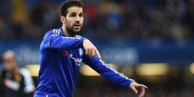 Chelsea, Fabregas i pakënaqur me minutat e pakta