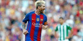 Leo Messi shpëton Barcelonën nga kolapsi