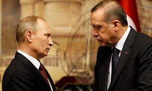 Putin-Erdogan dakordohen për thellimin e partneritetit strategjik