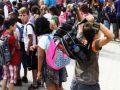 """Mësuesit e Shkollës """"Faik Konica"""" në Prishtinë kërkojnë paga të njëjta me arsimtarët"""