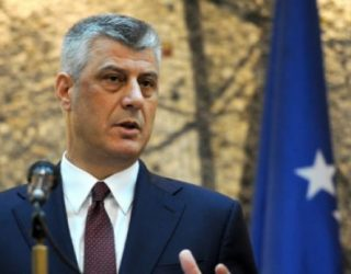 Thaçi pranoi kredencialet e ambasadorit të ri të Zvicrës (Foto)