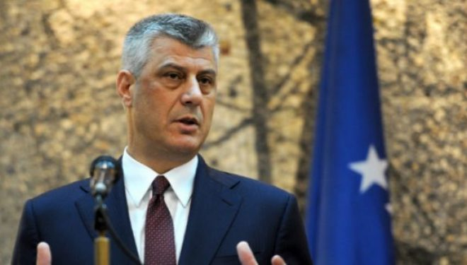 Thaçi: Asnjë lider shqiptarë s'është takuar më shumë se unë me ata serbë