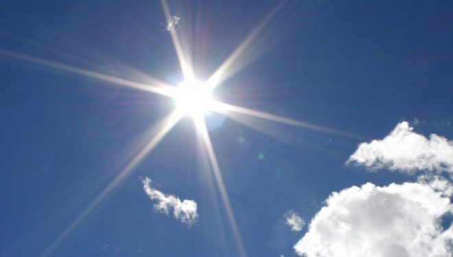 Moti për fundjavë, me diell dhe vranësira të pjesshme