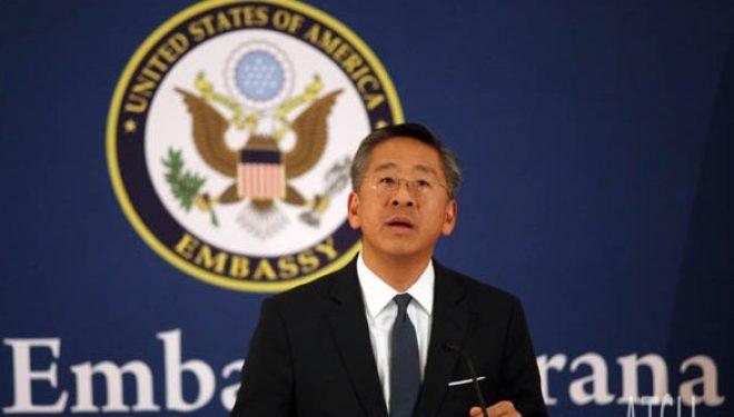 Ish-ambasadori Donald Lu nominohet nga Biden për ndihmës sekretar Shteti për Çështjet e Azisë