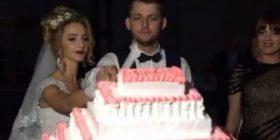Edona LLalloshi ia 'prish' dasmën këtij çifti (Video)