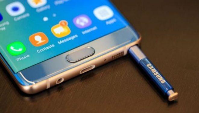 Samsung ndërpret reklamat për Galaxy Note 7