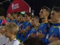 Formacionet zyrtare: Kosovë – Islandë