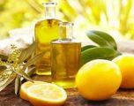 Vaj ulliri dhe limon për të pastruar mobiljet e drurit