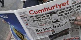 Turqia arreston kryeredaktorin e gazetës opozitare Cumhuriyet
