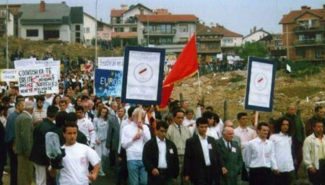 Ku janë sot, ata që ishin në ballë të demonstratës së 1 Tetorit 1997? (Foto)