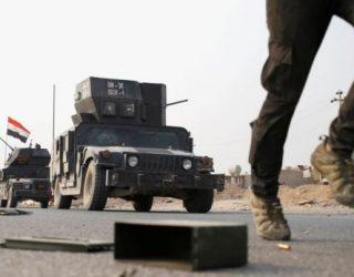 Luftimet rreth Mosulit: Ushtria irakiane provon të arrijë në jug