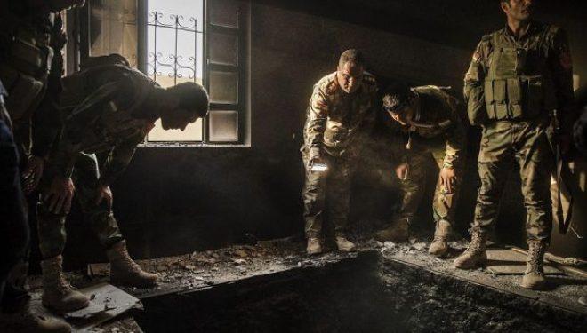 """Militantët e ISIS banojnë në këto shtëpi """"fantazma"""" (Foto)"""
