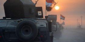 Trupat irakiane rrethojnë Mosulin