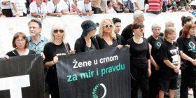 Gratë në të zeza: Serbia (nuk) është përballur me krimet