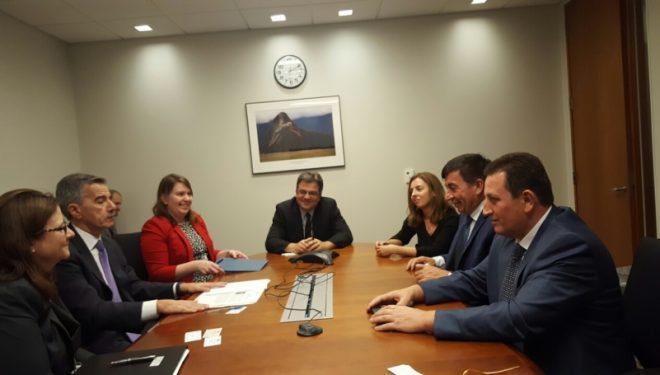 Bajrami dhe rektorët e Kosovës për vizitë në SHBA
