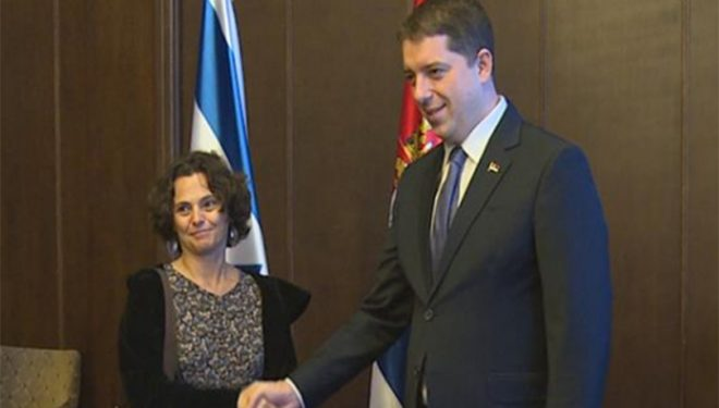 Serbia falënderon Izraelin që s'e njeh Kosovën