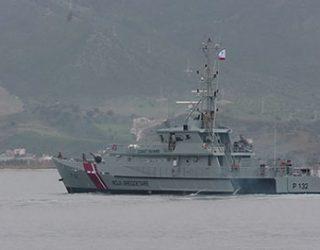 """Flota shqiptare, në Egje. Anija """"Oriku"""", në misionin e NATO-s"""