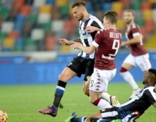 Udinese-Torino ndajnë pikët