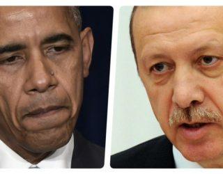 Lufta anti-IS: Obama ndërhyn në mosmarrëveshjen Turqi-Irak