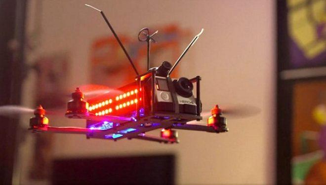 Hap i madh për adhuruesit e dronëve (VIDEO)