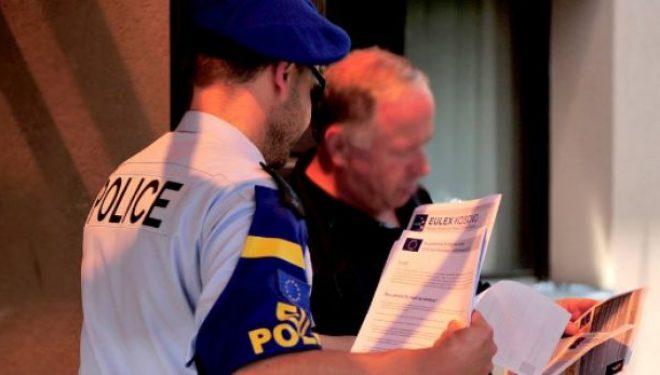 EULEX-i, i vetmi që posedon listat e kriminelëve serb (Foto)
