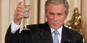 Ja çka i tha Bushi Clintonit pas humbjes