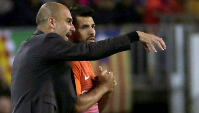 """Guardiola """"heq qafe"""" edhe Kun Agueron?"""