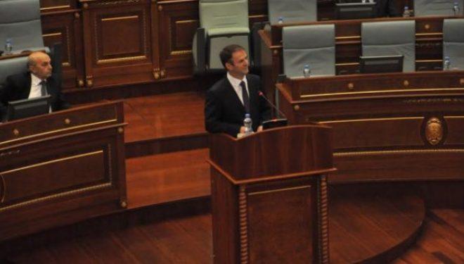 """Kuqi: Haradinaj ka """"kurriz të fortë"""""""
