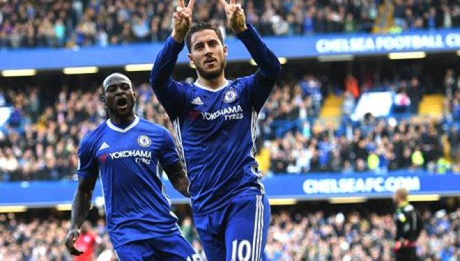 Chelsea super, Conte leksion Ranierit