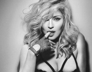 Ja ku ia fusin duart Madonnës (Foto)