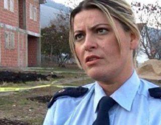 Policja që e la uniformën blu e u bë një vajzë superseksi (Foto)