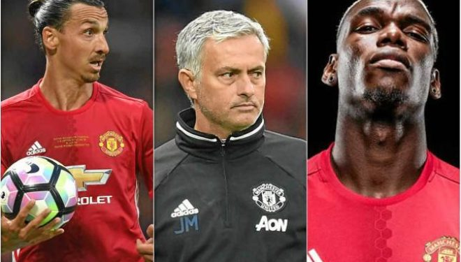 Mourinho paralajmëron Pogba e Ibrahimovic: Nuk ka të paprekshëm