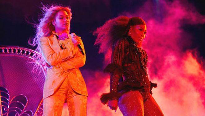 Williams, çfarë dueti me Beyonce (Foto)