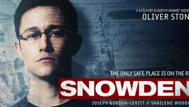 Filmi për Snowden, Oliver Stone: Përndjekja, humbje për demokracinë