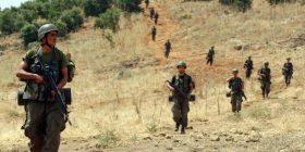 Ushtria turke thotë se ka vrarë 18 militantë kurdë