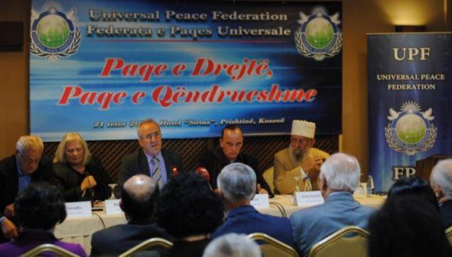 """""""Kur flasim për paqen, flasim për Nënë Terezën e Adem Demaçin"""""""