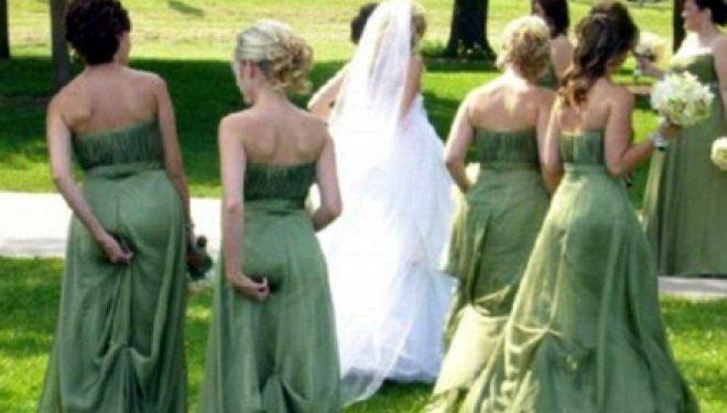 Kur fotografi të prish dasmën (Foto)